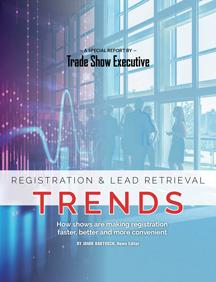 Registration & Lead Retrieval Trends