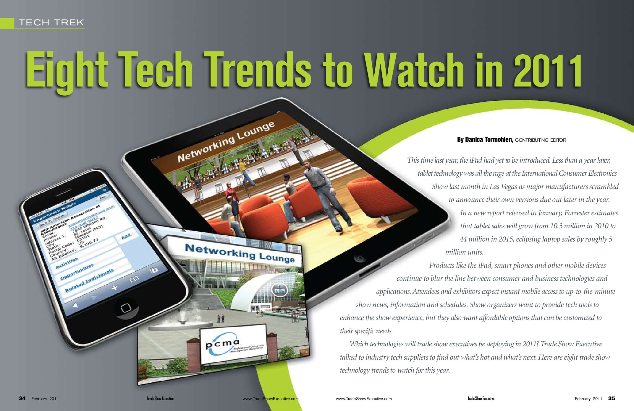 Tech Trends to Watch in 2011