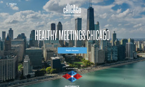 healthy meetings chicago
