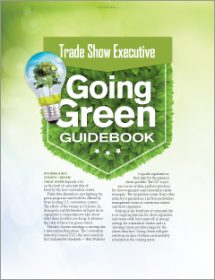 going green guidebook 2012